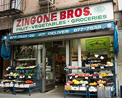 Zingone Bros. Supermarket New York, NY | flooring project by Class Carpet