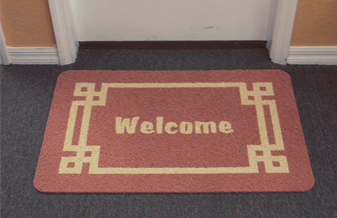 Welcome Mats   Levittown NY