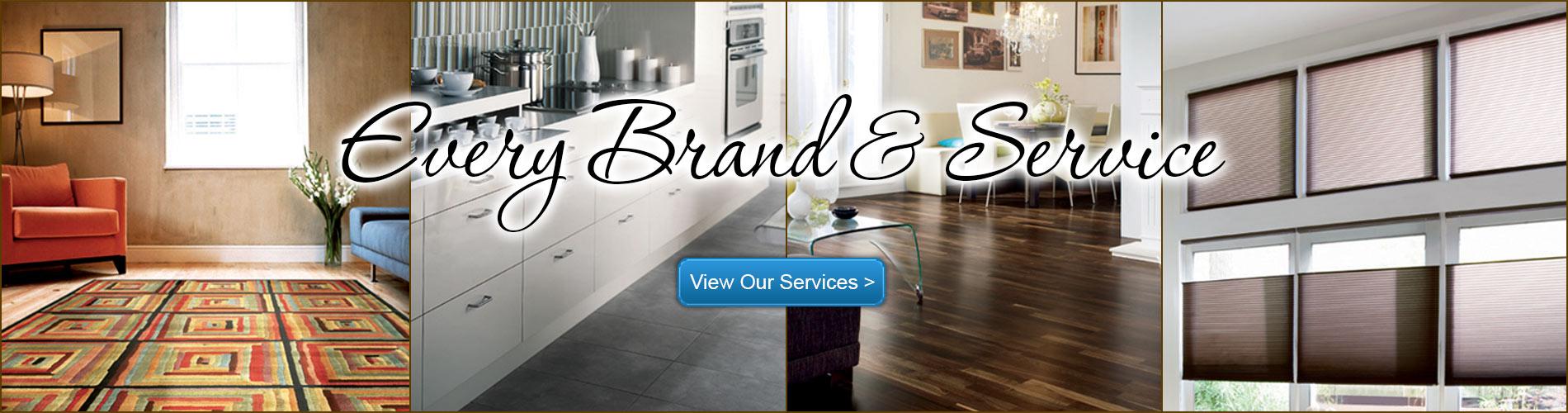 Every Brand & Service